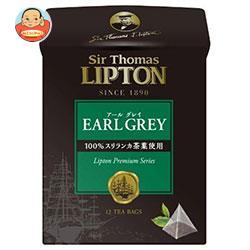 リプトン サー・トーマス・リプトン アールグレイ ティーバッグ 12袋×36(6×6)個入