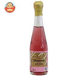 大川食品工業 ロミー シャンメリー ロゼ 360ml瓶×20本入