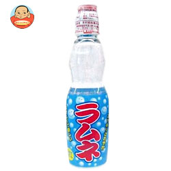 大川食品工業 ペットラムネ (ビー玉入り) 250mlペットボトル×30本入