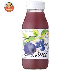 マルカイ Dean&Co.(ディーンアンドコー) ブルーベリープルーンMix100 180ml瓶×20本入