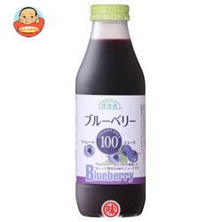 マルカイ 順造選 ブルーベリー100 500ml瓶×12本入