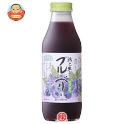 マルカイ 順造選 活き生きブルーベリー(50%) 500ml瓶×12本入