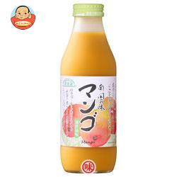 マルカイ 順造選 マンゴ 500ml瓶×12本入