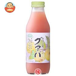 マルカイ 順造選 グァバ 500ml瓶×12本入