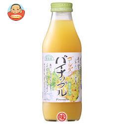 マルカイ 順造選 パイナップル 500ml瓶×12本入