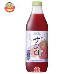 マルカイ 順造選 女性生きいきザクロジュース 1000ml瓶×12(6×2)本入