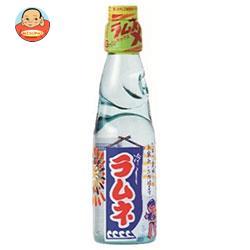友桝飲料 ラムネックス 200ml瓶×30本入