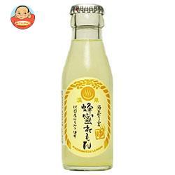 友桝飲料 湯あがり堂 蜂蜜れもん 95ml瓶×48本入