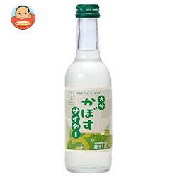 友桝飲料 かぼすサイダー 245ml瓶×24本入