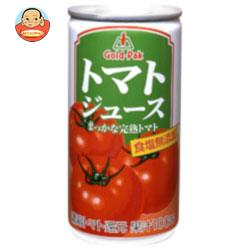 ゴールドパック トマトジュース 無塩(濃縮トマト還元) 190g缶×30本入
