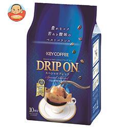KEY COFFEE(キーコーヒー) ドリップ オン スペシャルブレンド (8g×10袋)×6袋入