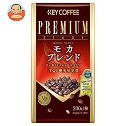 KEY COFFEE(キーコーヒー) VP(真空パック) モカブレンド(粉) 200g×6袋入
