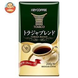 キーコーヒー VP(真空パック) トラジャブレンド(粉) 200g×6袋入
