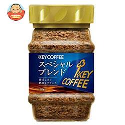 KEY COFFEE(キーコーヒー)  インスタントコーヒー スペシャルブレンド 90g瓶×12本入