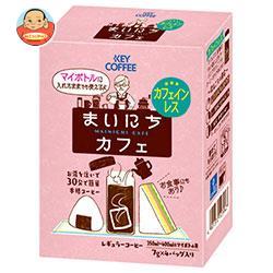 KEY COFFEE(キーコーヒー) コーヒーバッグ まいにちカフェ カフェインレス 7g×4P×6箱入