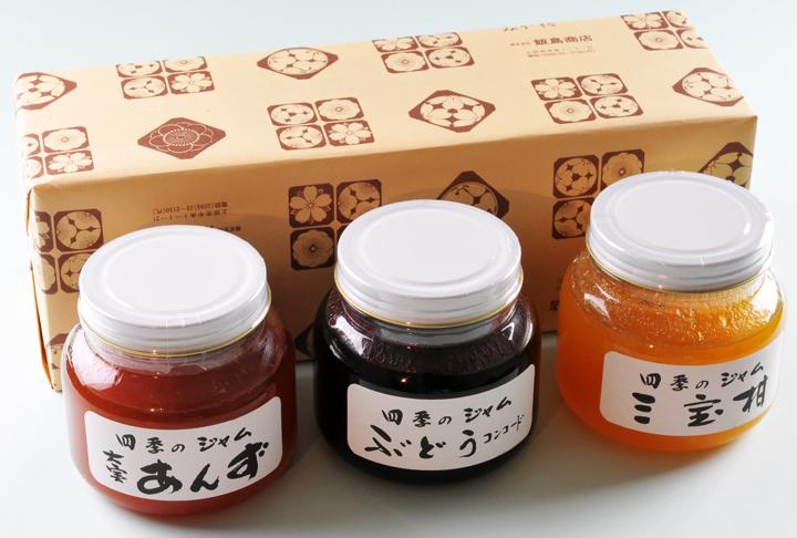 【贈答商品】大瓶3本詰め合せ  《3》