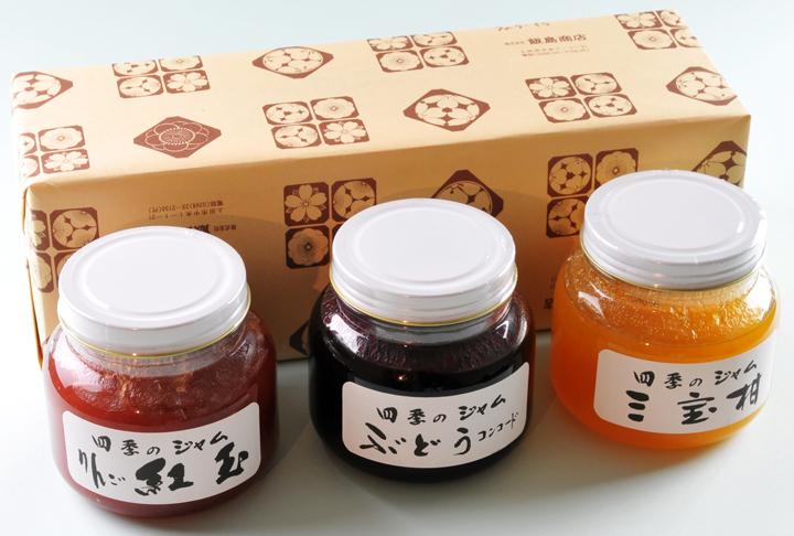 【贈答商品】大瓶3本詰め合せ  《2》