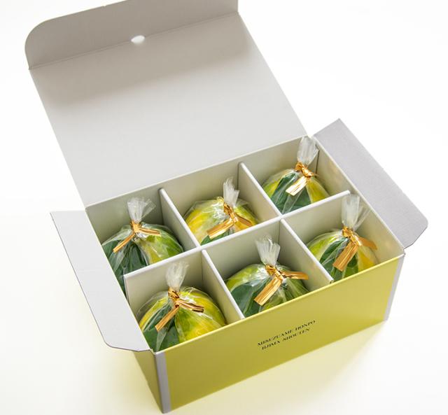 【ゼリー】三宝柑福居袋6個入
