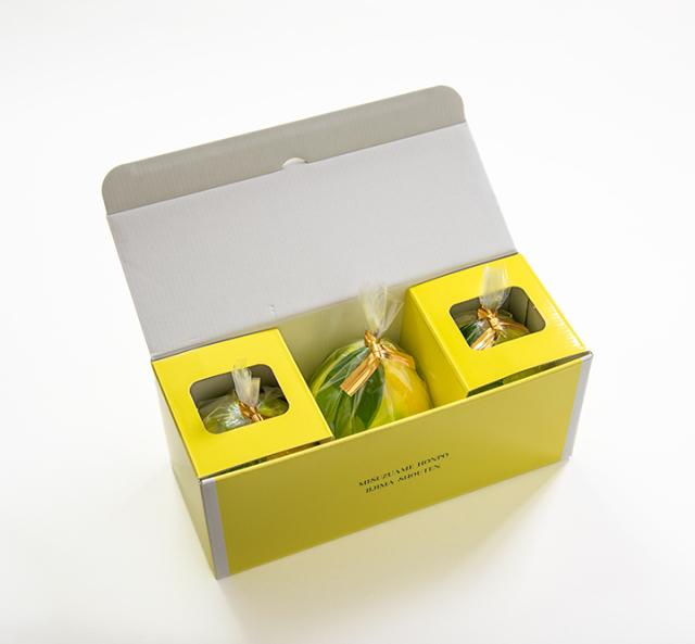 【ゼリー】三宝柑福居袋3個入