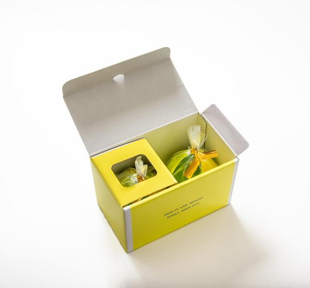 【ゼリー】三宝柑福居袋2個入