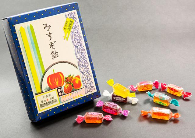 昭和3年みすゞ飴復刻版