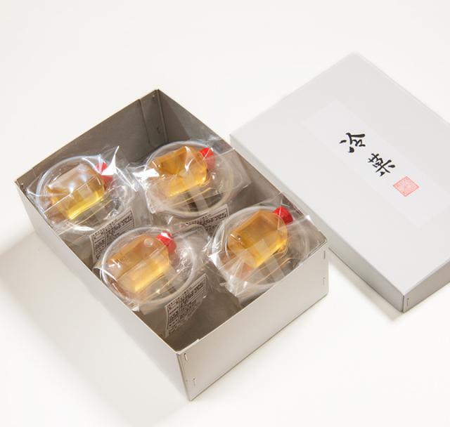 みすゞフルーツ杏みつ 4個入