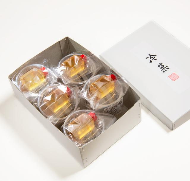みすゞフルーツ杏みつ 5個入