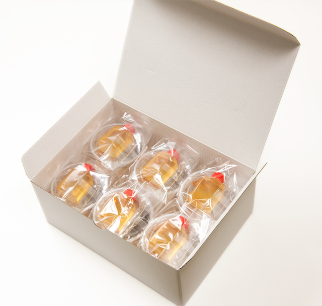 みすゞフルーツ杏みつ 6個入