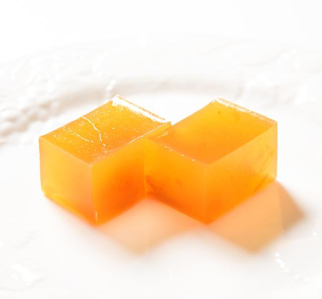 みすゞ杏の生ゼリー