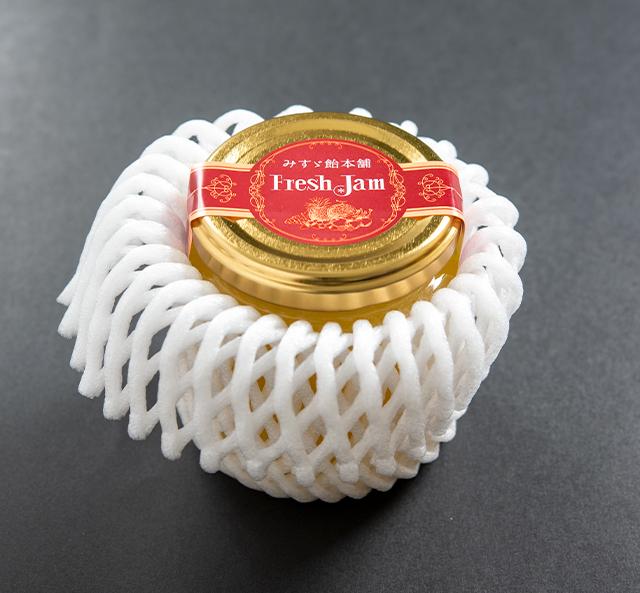 弓削瓢柑のフレッシュジャム