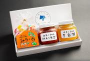 【贈答商品】みすゞ飴入りジャムセット3個詰