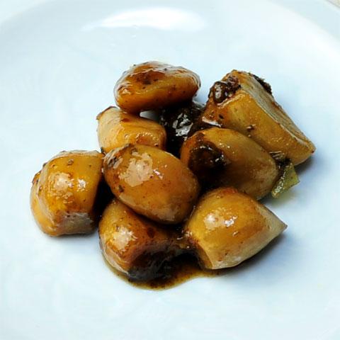 梅酢蜂蜜 にんにく