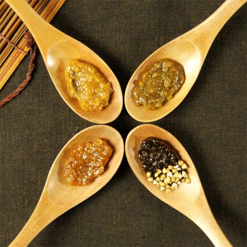 4種の味噌 食べくらべセット