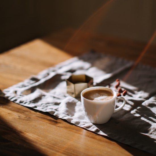 コーヒーハチミツ