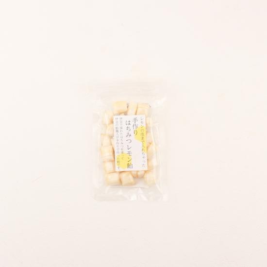 手作りハチミツ飴