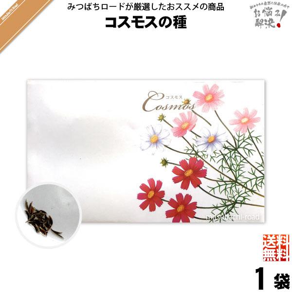 【お手軽 200円】コスモスの種(1袋)【送料無料】
