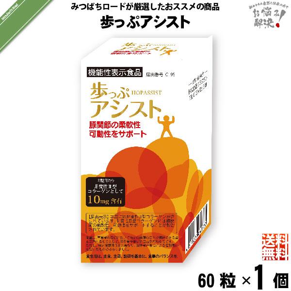 歩っぷアシスト(60粒)【送料無料】