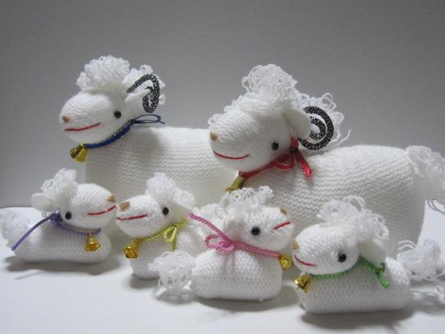 羊のしあわせ家族