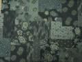 和調生地 ★ パッチワーク調 ★ No.142 ★ 綿100% ★ エプロン、作務衣、小物手芸などに ★ 110cm幅 [g-0142]