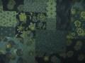 和調生地 ★ パッチワーク調 ★ No.140 ★ 綿100% ★ エプロン、作務衣、小物手芸などに ★ 110cm幅 [g-0140]