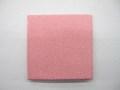 ちりめん生地 ★カット無地 ★No.5・ピンク ★ちりめん細工や小物手芸に最適 ★サイズ33cm×23cm ★材質・レーヨン [ch-0005]