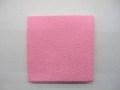ちりめん生地 ★カット無地 ★No.6・濃ピンク ★ちりめん細工や小物手芸に最適 ★サイズ33cm×23cm ★材質・レーヨン [ch-0006]