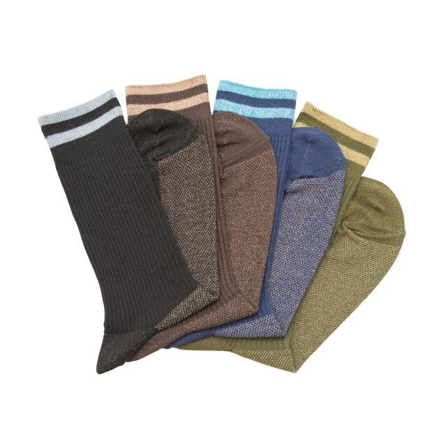 hamon AG 抗菌防臭靴下 (男性用 25cm~27cm)