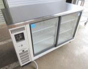 2016年 フクシマ テーブル型 冷蔵ショーケース 横型 台下 TGC-40RE 293L W1200×D600×H800mm