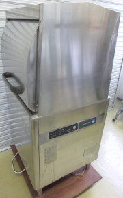 2017年 ホシザキ 食器洗浄機 JWE-450WUB3 3相200V 両開き ラック処理数h/45回