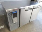 ★2018年 ホシザキ テーブル型冷蔵庫 RT-120SDF-E-ML センターピラーレス 台下 コールドテーブル W1200×D750×H800mm★