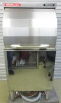 中西製作所 食器洗浄機 A50E 3相200V 50Hz専用 2015年 W600×D600×H1300mm 処理能力 57ラック/h