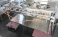 中古 タニコー ガステーブル S-TGT-150 13A バーナー5個 2013年