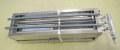 新品 ガス用七輪 秋元ステンレス工業 GP-3L W600 プロパンガス LP 送料無料 焼き台 焼き鳥機 グリラー