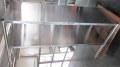 中古 タニコー ステンレス 2段棚 W1500×D500×H800mm TX-WP-150L